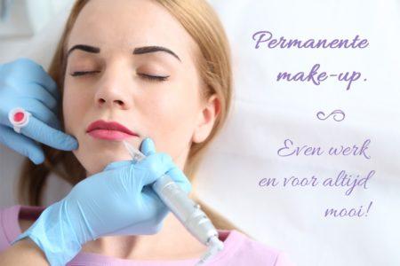 permanente make-up behandeling lip-liner voor mannen en vrouwen